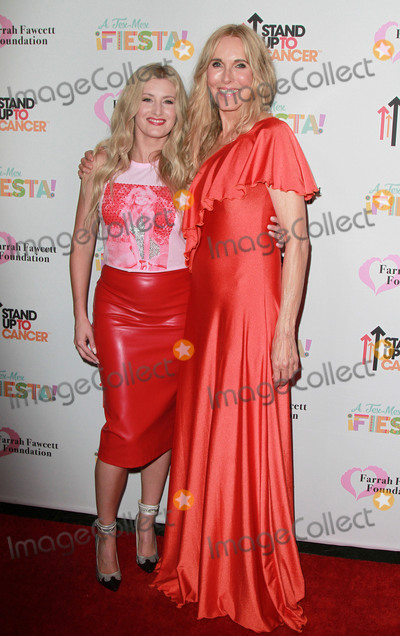 Farrah Fawcett Photo - 9 Septmember 2017 -   Stephanie Quayle Alana Stewart  attend Farrah Fawcett Foundations Tex-Mex Fiesta event honoring Stand Up To Cancer at the Wallis Annenberg Center for the Performing Arts  Photo Credit Theresa BoucheAdMedia