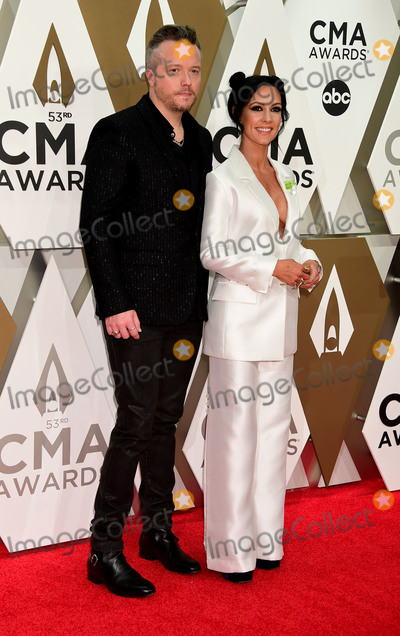 Amanda Shires Photo - 13 November 2019 - Nashville Tennessee - Amanda Shires Jason Isbell 53rd Annual CMA Awards Country Musics Biggest Night held at Music City Center Photo Credit Laura FarrAdMedia