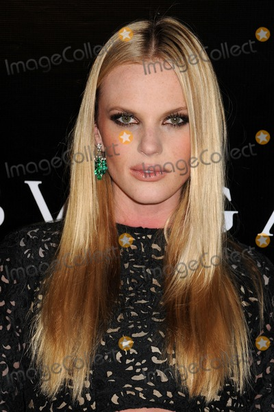 Anne V Photo - 5 December 2012 - Beverly Hills California - Anne Vyalitsyna Anne V Rodeo Drive Walk of Style 2012 held on Rodeo Dr Photo Credit Byron PurvisAdMedia