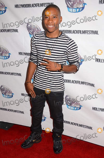 Carlon Jeffery Photo - 02 October  2013 - Hollywood California - Carlon Jeffery   Arrivals for opening night of the Hollywood Black Film Festival at the Montalban Theater in Hollywood Ca Photo Credit Birdie ThompsonAdMedia