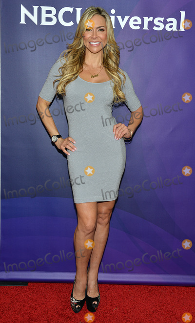 Aylin Mujica Photo - 19 January 2014 - Pasadena California - Aylin Mujica NBCUniversal 2014 Winter Press Tour held at the Langham Huntington Hotel Photo Credit Christine ChewAdMedia
