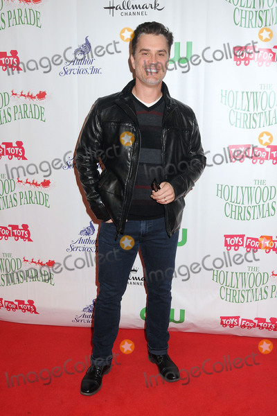 Rick Hearst Photo - 29 November 2015 - Hollywood California - Rick Hearst 84th Annual Hollywood Christmas Parade held on Hollywood Blvd Photo Credit Byron PurvisAdMedia