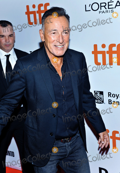 Bruce Springsteen Photo - 12 September 2019 - Toronto Ontario Canada - Bruce Springsteen 2019 Toronto International Film Festival - Western Stars Premiere held at Roy Thomson Hall Photo Credit Brent PerniacAdMedia