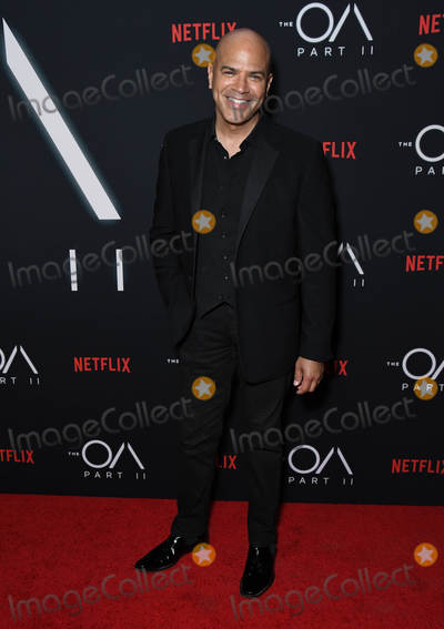 Anthony Rodriguez Photo - 18 March 2019 - Los Angeles California - Philip Anthony-Rodriguez Netflixs The OA Part II Los Angeles Premiere held at LACMA Photo Credit Birdie ThompsonAdMedia