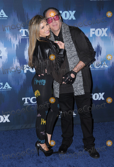 Andrew Dice Clay Photo - 11 January 2017 - Pasadena California - Vanessa Vasquez Andrew Dice Clay 2017 FOX Winter TCA held at the Langham Huntington Hotel Photo Credit Birdie ThompsonAdMedia