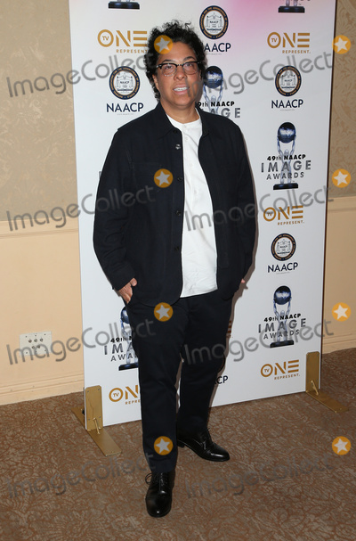Angela Robinson Photo - 16 December 2017 - Beverly Hills California - Angela Robinson 49th NAACP Image Awards Nominees Luncheon Photo Credit F SadouAdMedia