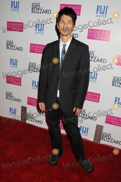Gregg Araki Photo - 21 October 2014 - Hollywood California - Gregg Araki White Bird In A Blizzard Los Angeles Premiere held at Arclight Cinemas Photo Credit Byron PurvisAdMedia