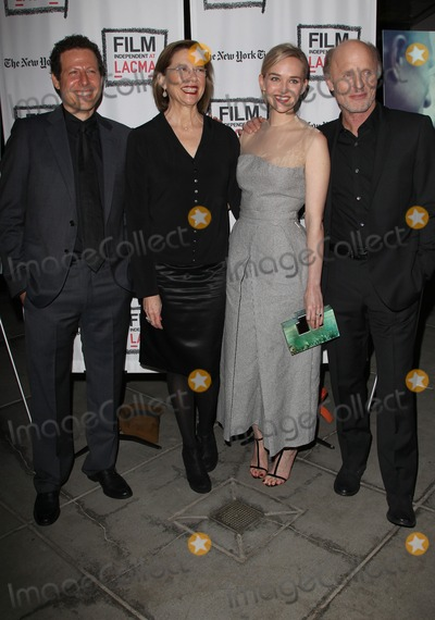 Arie Posin Photo - 3 March 2014 - Los Angeles California - Arie Posin Annette Bening Jess Weixler Ed Harris THE FACE OF LOVE Premiere Screening Held at LACMA Photo Credit FSadouAdMedia