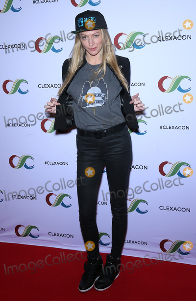 Jes Macallan Photo - 13 April 2019 - Las Vegas NV - Jes Macallan 2019 ClexaCon Cocktails for Change at The Tropicana Hotel Photo Credit MJTAdMedia