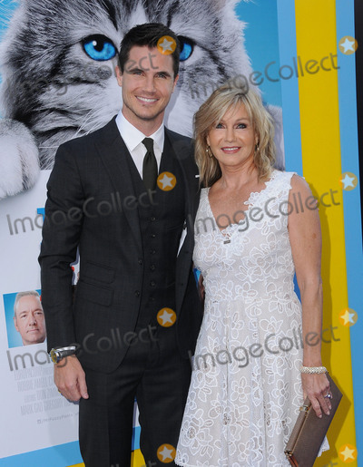 Amel Photo - 01 August 2016 - Hollywood California Jennifer Amell Robbie Amell World premiere of Nine Lives held at the TCL Chinese Theatre Photo Credit Birdie ThompsonAdMedia