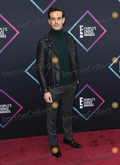 Alberto Rosende Photo - 11 November 2018 - Santa Monica California - Alberto Rosende  2018 E Peoples Choice Awards - Arrivals held at Barker Hangar Photo Credit Birdie ThompsonAdMedia
