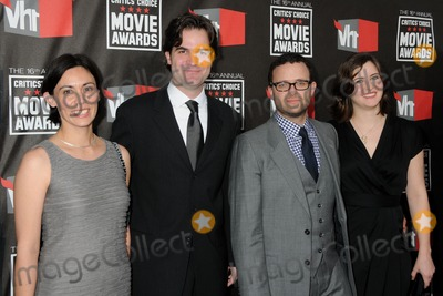 Andre Heinz Photo - 14 January 2011 - Hollywood California - Andres Heinz Mark Heyman and guests 16th Annual Critics Choice Movie Awards held at the Hollywood Palladium Photo Byron PurvisAdMedia