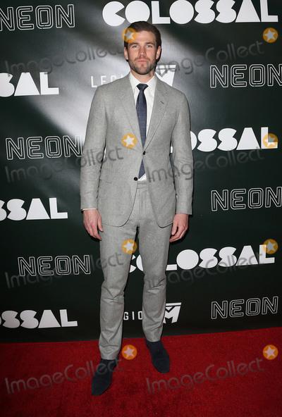 Austin Stowell Photo - 04 April 2017 - Los Angeles California - Austin Stowell Colossal - Los Angeles Premiere held at Vista Theatre Photo Credit AdMedia