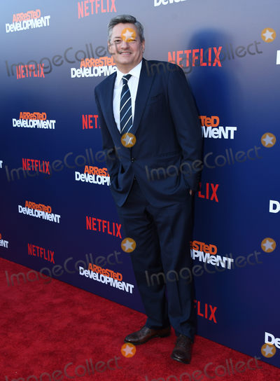 Arrested Development Photo - 17 May 2018 - Hollywood California - Ted Sarandos Netflixs Arrested Development Season 5 Premiere held at Netflix FYSee Theater Photo Credit Birdie ThompsonAdMedia