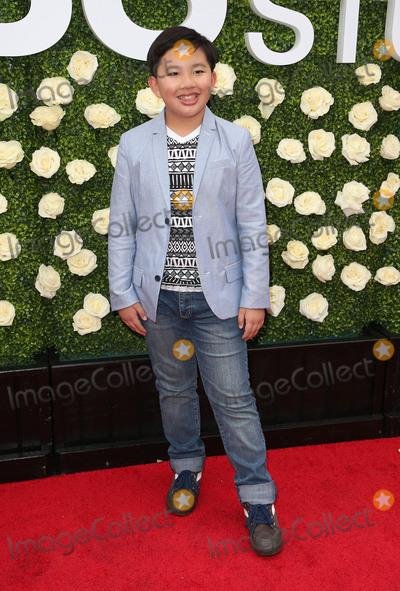 Albert Tsai Photo - 01 August 2017 - Studio City California - Albert Tsai 2017 Summer TCA Tour - CBS Television Studios Summer Soiree Photo Credit F SadouAdMedia