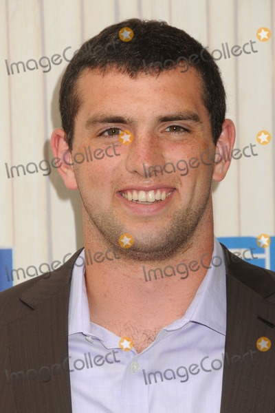 Andrew Luck Photo - 8 June 2013 - Culver City California - Andrew Luck 2013 Spike TV Guys Choice Awards held at Sony Pictures Studios Photo Credit Byron PurvisAdMedia