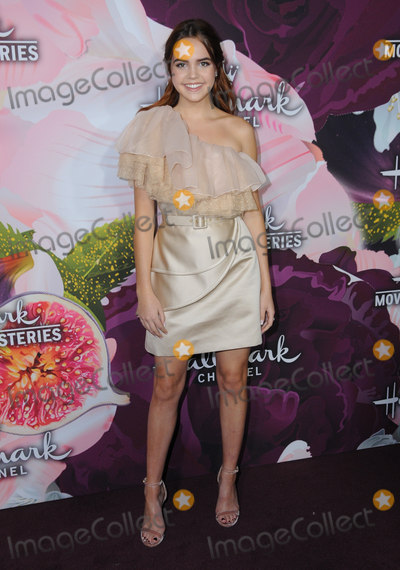 Bailee Madison Photo - 13 January 2018 - Pasadena California - Bailee Madison Hallmark Channel and Hallmark Movies  Mysteries Winter 2018 TCA Event held at Tournament House Photo Credit Birdie ThompsonAdMedia
