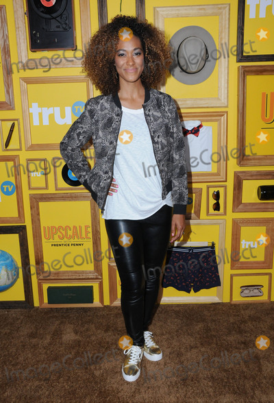Abbi Crutchfield Photo - 21 March 2017 - West Hollywood California - Abbi Crutchfield Premiere of TruTvs Upscale with Prentice Penny held at The London Hotel in West Hollywood Photo Credit Birdie ThompsonAdMedia