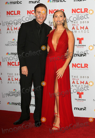 Daryl Sabara Photo - 27 September 2013 - Pasadena California - Daryl Sabara Alexa Vega 2013 NCLR ALMA Awards held at Pasadena Civic Auditorium Photo Credit Kevan BrooksAdMedia