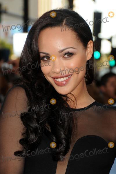Cleopatra Coleman Photo - 17 July 2012 - Hollywood California - Cleopatra Coleman Step Up Revolution Los Angeles Premiere held at Graumans Chinese Theatre Photo Credit Byron PurvisAdMedia