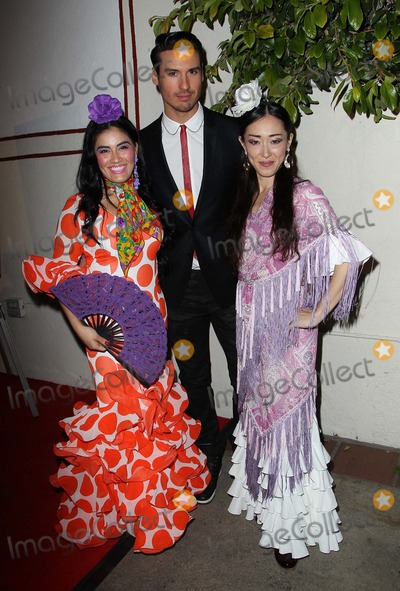 Paloma Rios Photo - 31 January 2013 - Los Angeles California - Paloma Rios Timo Nunez Mizuho Sato Kumpania Flamenco Los Angeles - Los Angeles Premiere  Held At El Cid Restaurant Photo Credit Kevan BrooksAdMedia
