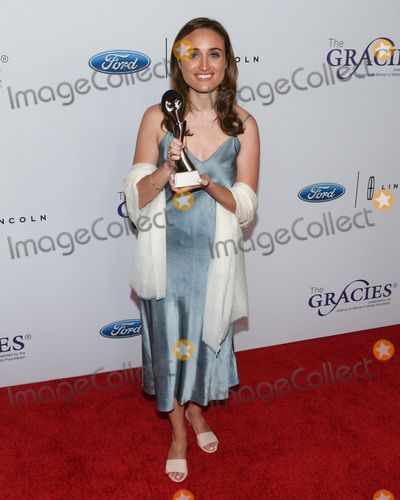 (44) Photo - 21 May 2019 - Beverly Hills California - Katie Brennan 44th Annual Gracie Awards Gala held at The Four Seasons Beverly Wilshire Hotel Photo Credit Billy BennightAdMedia
