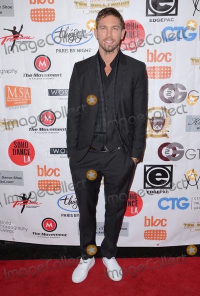 Adam Senn Photo - 16 November - Hollywood Ca - Adam Senn Arrivals for the World Choreography Awards held at The Montalban Theater Photo Credit Birdie ThompsonAdMedia