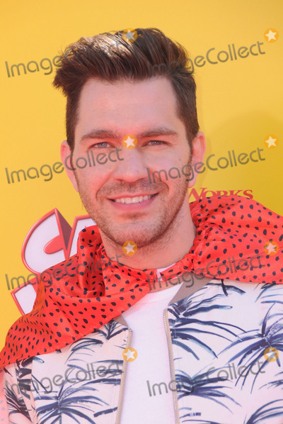 Andy Grammer Photo - 21 May 2017 - Westwood California - Andy Grammer Premiere of Dreamworks Captain Underpants The First Epic Movie held at Regency Village Theater in Westwood Photo Credit Birdie ThompsonAdMedia