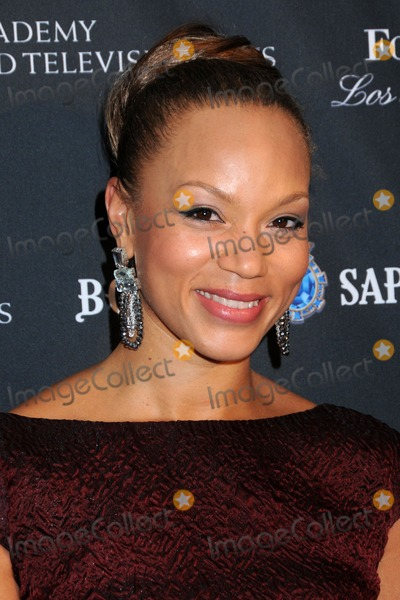 Angela Griffin Photo - 15 January 2011 - Beverly Hills California - Angela Griffin 17th Annual BAFTA Los Angeles Awards Season Tea Party held at the Four Seasons Hotel Photo Byron PurvisAdMedia