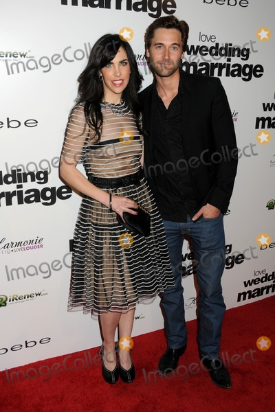 Caprice Crane Photo - 17 May 2011 - West Hollywood California - Caprice Crane and Ryan Eggold Love Wedding Marriage Los Angeles Premiere held at the Pacific Design Center Photo Credit Byron PurvisAdMedia