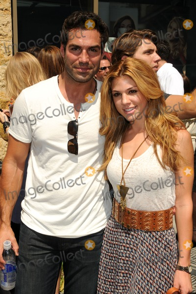 Kate Mansi Photo - 27 August 2011 - Hollywood California - Jordi Vilasuso and Kate Mansi Child Hunger Ends Here Event held at Hollywood  Highland Photo Credit Byron PurvisAdMedia