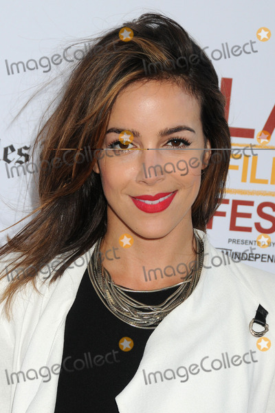 Tiffany Dupont Photo - 11 June 2014 - Los Angeles California - Tiffany Dupont 20th Annual Los Angeles Film Festival Opening Night Premiere of Snowpiercer held at Regal Cinemas LA Live Photo Credit Byron PurvisAdMedia
