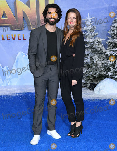 Justin Baldoni Photo - 09 December 2019 - Hollywood California - Justin Baldoni Emily Baldoni Jumanji The Next Level Los Angeles Premiere  held at TCL Chinese Theatre Photo Credit Birdie ThompsonAdMedia