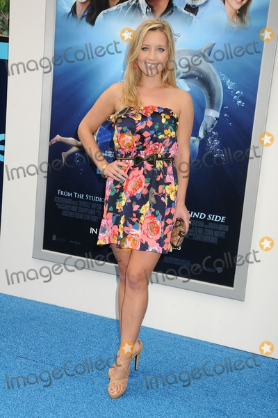 Ashley White Photo - 17 September 2011 - Westwood California - Ashley White Dolphin Tale Los Angeles Premiere held at the Regency Village Theatre Photo Credit Byron PurvisAdMedia