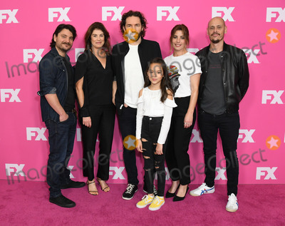 Justin Rosniak Photo - 06 August 2019 - Beverly Hills California - Justin Rosniak Michelle Bennett Nash Edgerton Chika Yasumura Brooke Satchwell Scott Ryan 2019 FX Networks Summer TCA held at Beverly Hilton Hotel Photo Credit Birdie ThompsonAdMedia