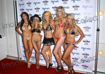 Amanda Vanderpool Photo - 10 March 2014 - Las Vegas Nevada - Caya Hefner Dani Mathers Crystal Hefner Carly Lauren Amanda Vanderpool Joanna and Marta Krupa host REHAB Bikini Invitational Round 1 with DJ Set by Crystal Hefner at Rehab at The Hard Rock Hotel and Casino Photo Credit MJTAdMedia