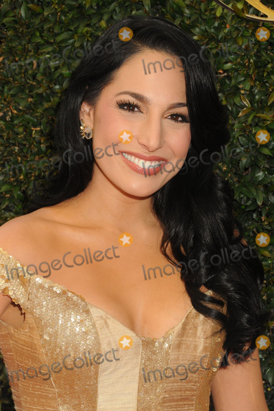 Alejandra Oraa Photo - 1 May 2016 - Los Angeles California - Alejandra Oraa 43rd Annual Daytime Emmy Awards - Arrivals held at the Westin Bonaventure Hotel Photo Credit Byron PurvisAdMedia