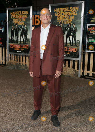 Woody Harrelson Photo - 10 October 2019 - Westwood California - Woody Harrelson Premiere Of Sony Pictures Zombieland Double Tap held at Regency Village Theatre Photo Credit PMAAdMedia