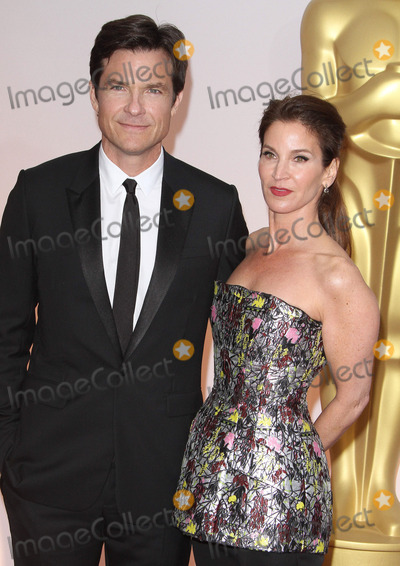 Amanda Anka Photo - 22 February 2015 - Hollywood California - Jason Bateman Amanda Anka 87th Annual Academy Awards presented by the Academy of Motion Picture Arts and Sciences held at the Dolby Theatre Photo Credit AdMedia