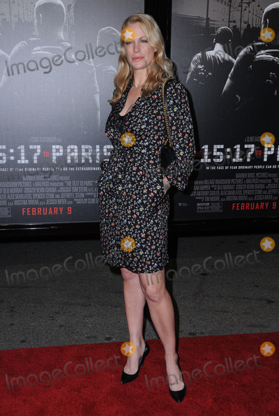 Alison Eastwood Photo - 05 February 2018 - Burbank California - Alison Eastwood The 1517 To Paris Los Angeles Premiere held at Warner Bros Studios SJR Theater Photo Credit Birdie ThompsonAdMedia