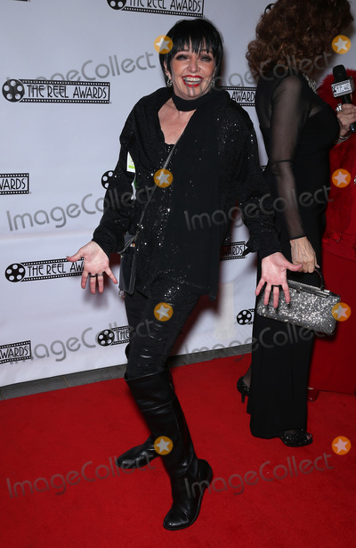Liza Minnelli Photo - 20 February 2017 - Las Vegas NV -   Suzanne Goulet as Liza Minnelli  Red Carpet Arrivals for 23rd Production of The Reel Awards Presented by International Celebrity Images at The Golden Nugget Hotel and Casino  Photo Credit MJTAdMedia