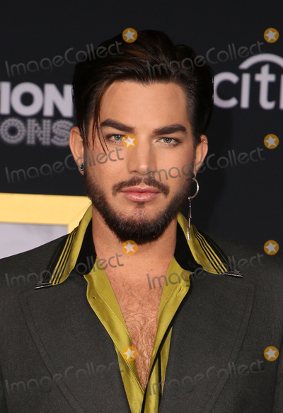 Adam Lambert Photo - 24 September 2018 - Los Angeles California - Adam Lambert A Star is Born Los Angeles Premiere held at The Shrine Auditorium Photo Credit Faye SadouAdMedia