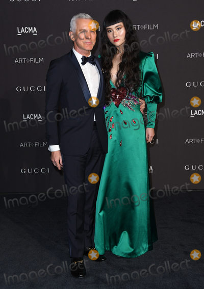 Asia Chow Photo - 03 November 2018 - Los Angeles California - Asia Chow Baz Luhrmann 2018 LACMA Art  Film Gala held at LACMA Photo Credit Birdie ThompsonAdMedia
