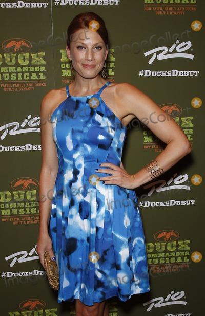 Jessica Phillips Photo - 15 April 2015 - Las Vegas NV -  Jessica Phillips  Duck Commander Musical Opening Night Red Carpet at  Rio All-Suite Hotel and Casino  Photo Credit MJTAdMedia