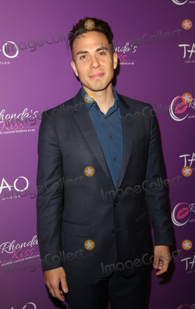 Apolo Ohno Photo - 06 May 2019 - Los Angeles California - Apolo Ohno Rhondas Kiss Hosts Good Fortune Gala  held at TAO Photo Credit Faye SadouAdMedia