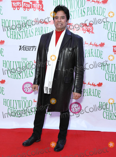 The 88 Photo - 01 December 2019 - Hollywood California - Erik Estrada The 88th Annual Hollywood Christmas Parade  held at Hollywood Blvd Photo Credit Birdie ThompsonAdMedia