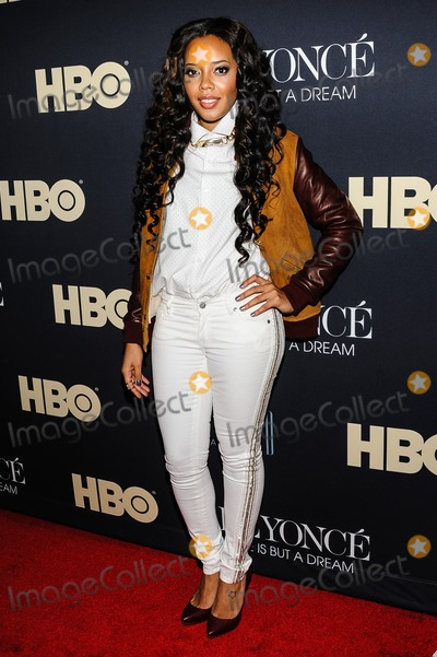 Angela Simmons Photo - 12 February 2013 - New York New York - Angela Simmons Beyonce Life Was But A Dream New York Premiere Photo Credit Mario SantoroAdMedia