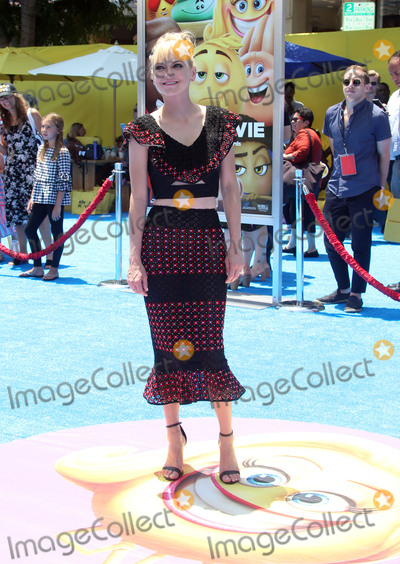 Anna Faris Photo - 23 July 2017 - Westwood California - Anna Faris The Emoji Movie World Premiere held at Regency Village Theatre Photo Credit F SadouAdMedia