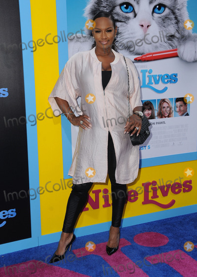 Jackie Christie Photo - 01 August 2016 - Hollywood California Jackie Christie World premiere of Nine Lives held at the TCL Chinese Theatre Photo Credit Birdie ThompsonAdMedia