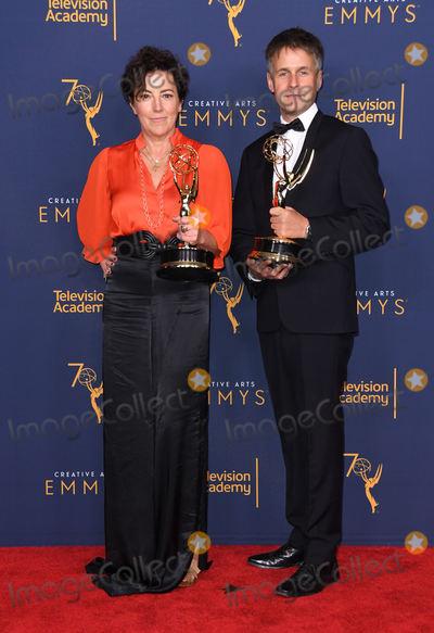 Nina Gold Photo - 08 September 2018 - Los Angeles California - Nina Gold Robert Sterne 2018 Creative Arts Emmys Awards - Press Room held at Microsoft Theater Photo Credit Birdie ThompsonAdMedia